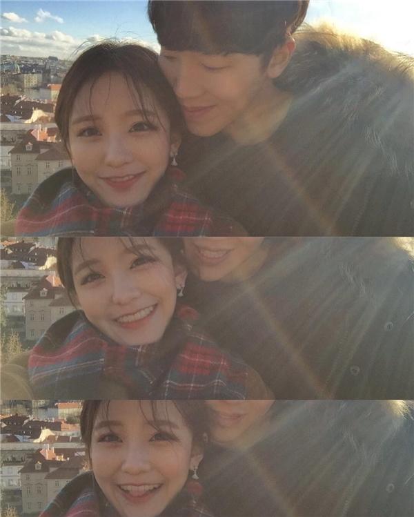 Thêm 1 cô gái Hàn xinh đẹp và đáng yêu 'phát ngất' gây sốt MXH - Ảnh 5