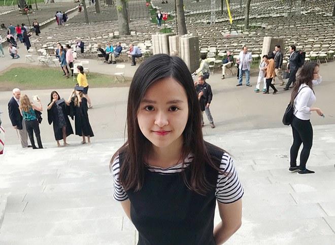 3 nữ sinh đang gây sốt vì tài sắc hơn người: Người là Hoa khôi, người học Harvard - Ảnh 6