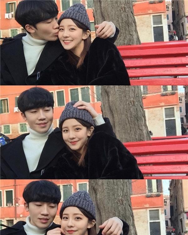 Thêm 1 cô gái Hàn xinh đẹp và đáng yêu 'phát ngất' gây sốt MXH - Ảnh 7