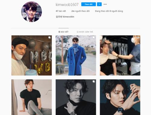 Kim Woo Bin, Song Joong Ki bị mạo danh: Cảnh báo về tài khoản giả hơn 2 triệu follow trên Instagram! - Ảnh 4