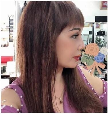 Cô dâu 62 tuổi khoe nhan sắc hậu PTTM, CĐM hỏi có dùng app? - Ảnh 3
