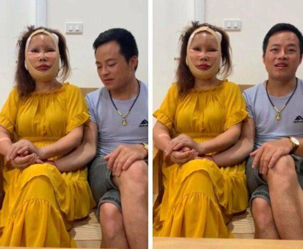 Cô dâu 62 tuổi khoe nhan sắc hậu PTTM, CĐM hỏi có dùng app? - Ảnh 6