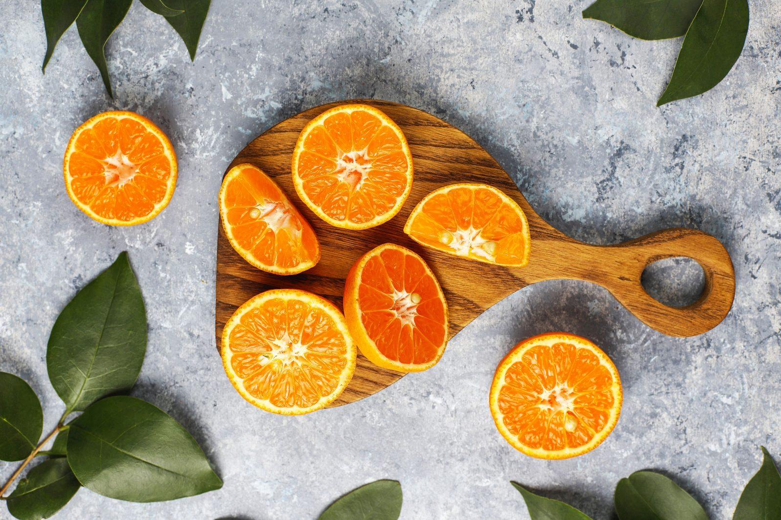 Nước cam ép có tốt cho táo bón? - Ảnh 1