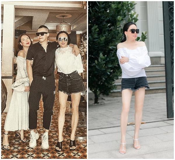 Phượng Chanel chăm tập giảm mỡ đùi nhưng vô tình làm chân thêm gân guốc? - Ảnh 4