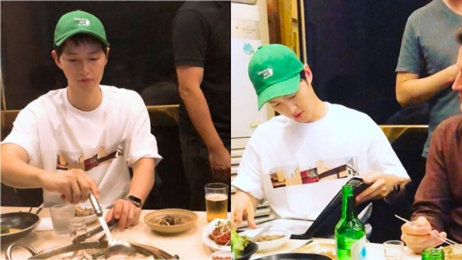Rapper Hàn nói về con người thật của Song Joong Ki - Ảnh 2