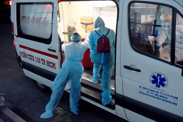 Một người đi từ Bangkok về nhiễm bệnh, ca COVID-19 thứ 122 - Ảnh 1