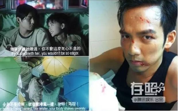 Nụ hôn đầu của các mỹ nam trên màn ảnh Hoa ngữ: Người đỏ cả tai, người hồi hộp đến run chân tay - Ảnh 3