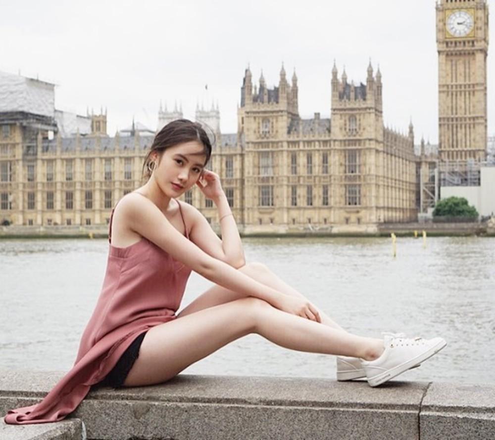 Hot girl người Lào gốc Việt, nhan sắc lên hương sau thời gian ẩn giật - Ảnh 10