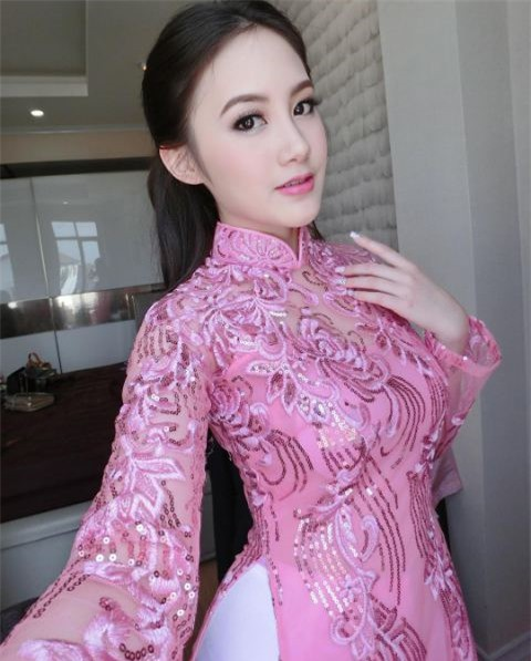 Hot girl người Lào gốc Việt, nhan sắc lên hương sau thời gian ẩn giật - Ảnh 4