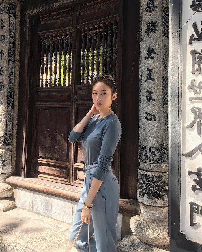 Hot girl người Lào gốc Việt, nhan sắc lên hương sau thời gian ẩn giật - Ảnh 6