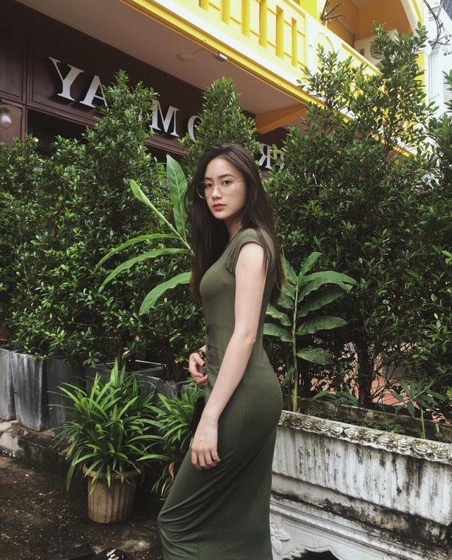 Hot girl người Lào gốc Việt, nhan sắc lên hương sau thời gian ẩn giật - Ảnh 7