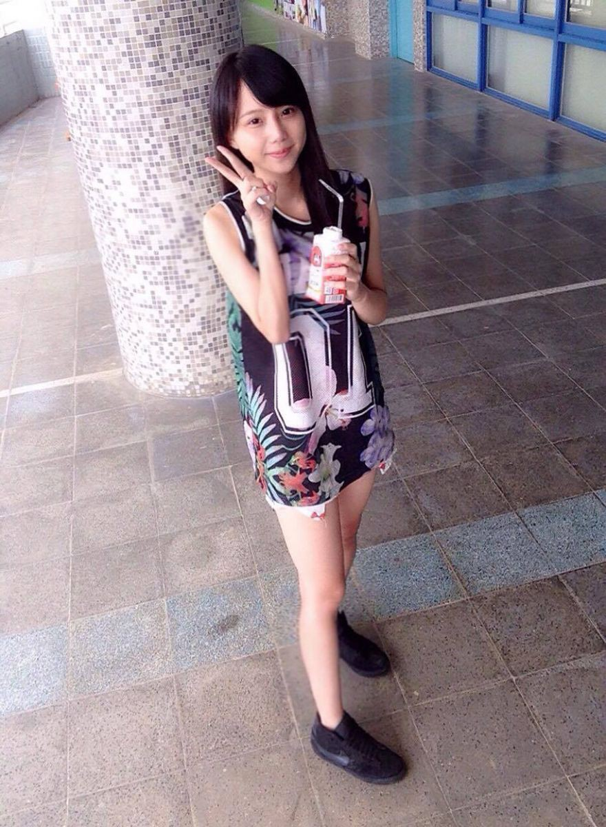 Khoe mặt mộc xinh như tiên tử, hot girl Đài Loan khiến ai nhìn cũng phát mê - Ảnh 2