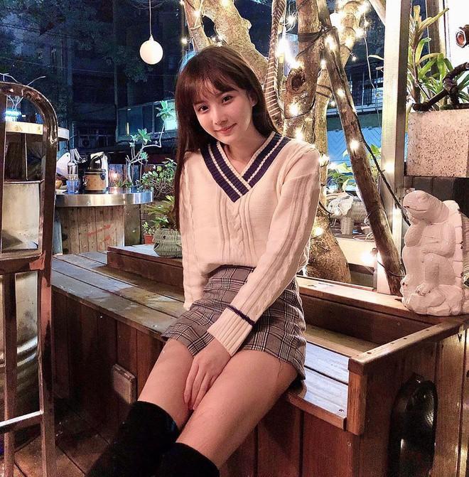Khoe mặt mộc xinh như tiên tử, hot girl Đài Loan khiến ai nhìn cũng phát mê - Ảnh 8