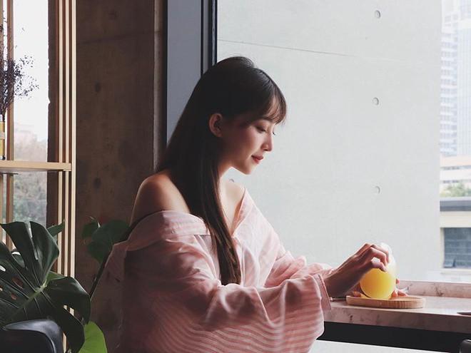 Khoe mặt mộc xinh như tiên tử, hot girl Đài Loan khiến ai nhìn cũng phát mê - Ảnh 9
