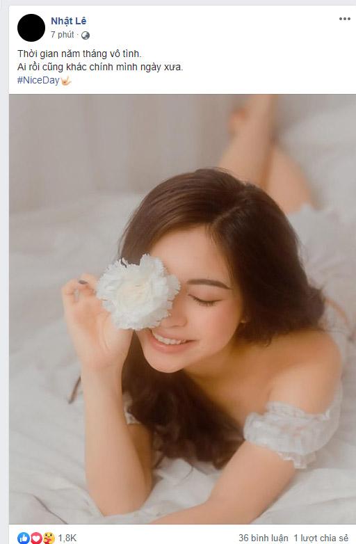 Quang Hải công khai bạn gái, tình cũ Nhật Lê làm fans giật mình tiết lộ 'kết hôn' với chàng trai tên Dũng - Ảnh 3