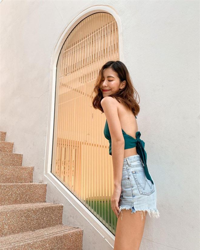 Mặt xinh - da trắng- dáng xinh lại biết cách ăn mặc, hot girl Thái Umiko Tsuchiya khiến triệu cô gái ghen tị, đàn ông 'đứng hình' - Ảnh 1