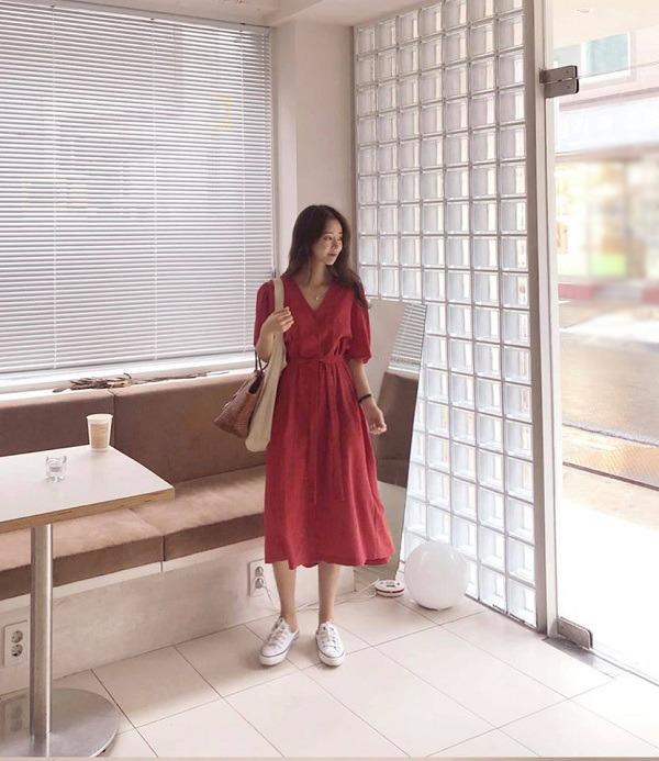 Với những set đồ tối giản này, nàng chỉ mất 5 phút mỗi sáng để chỉn chu tới công sở - Ảnh 14