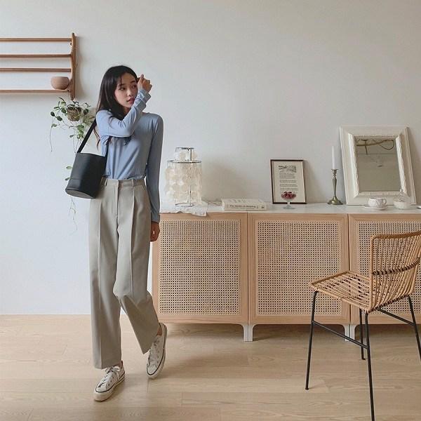 Với những set đồ tối giản này, nàng chỉ mất 5 phút mỗi sáng để chỉn chu tới công sở - Ảnh 4