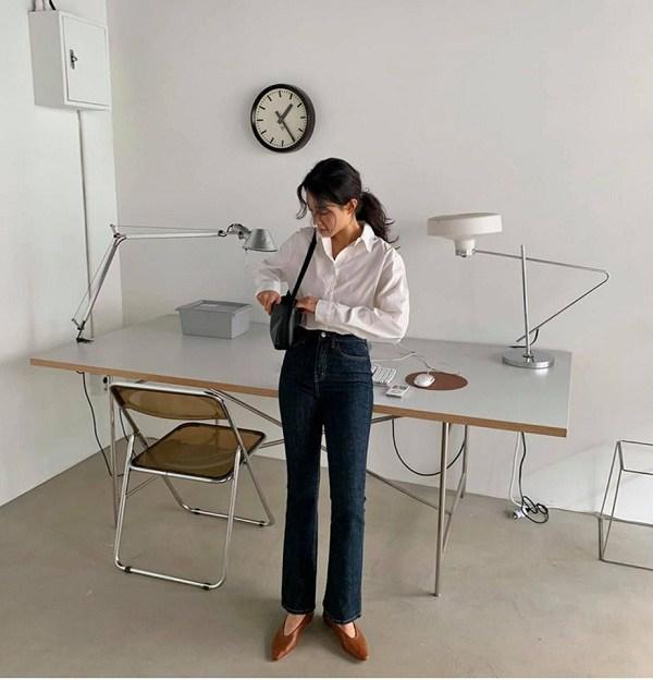 Với những set đồ tối giản này, nàng chỉ mất 5 phút mỗi sáng để chỉn chu tới công sở - Ảnh 8