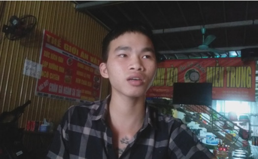 Vụ chủ quán bánh xèo bạo hành 2 nhân viên: Hoàn cảnh éo le của nạn nhân 15 tuổi - Ảnh 1