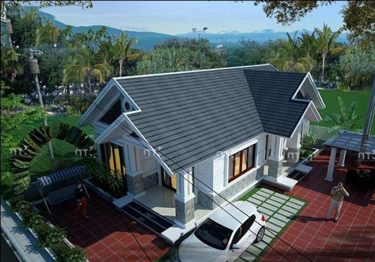 Những mẫu nhà cấp 4 cực đẹp và hiện đại với chi phí chỉ từ 200 triệu đồng - Ảnh 2