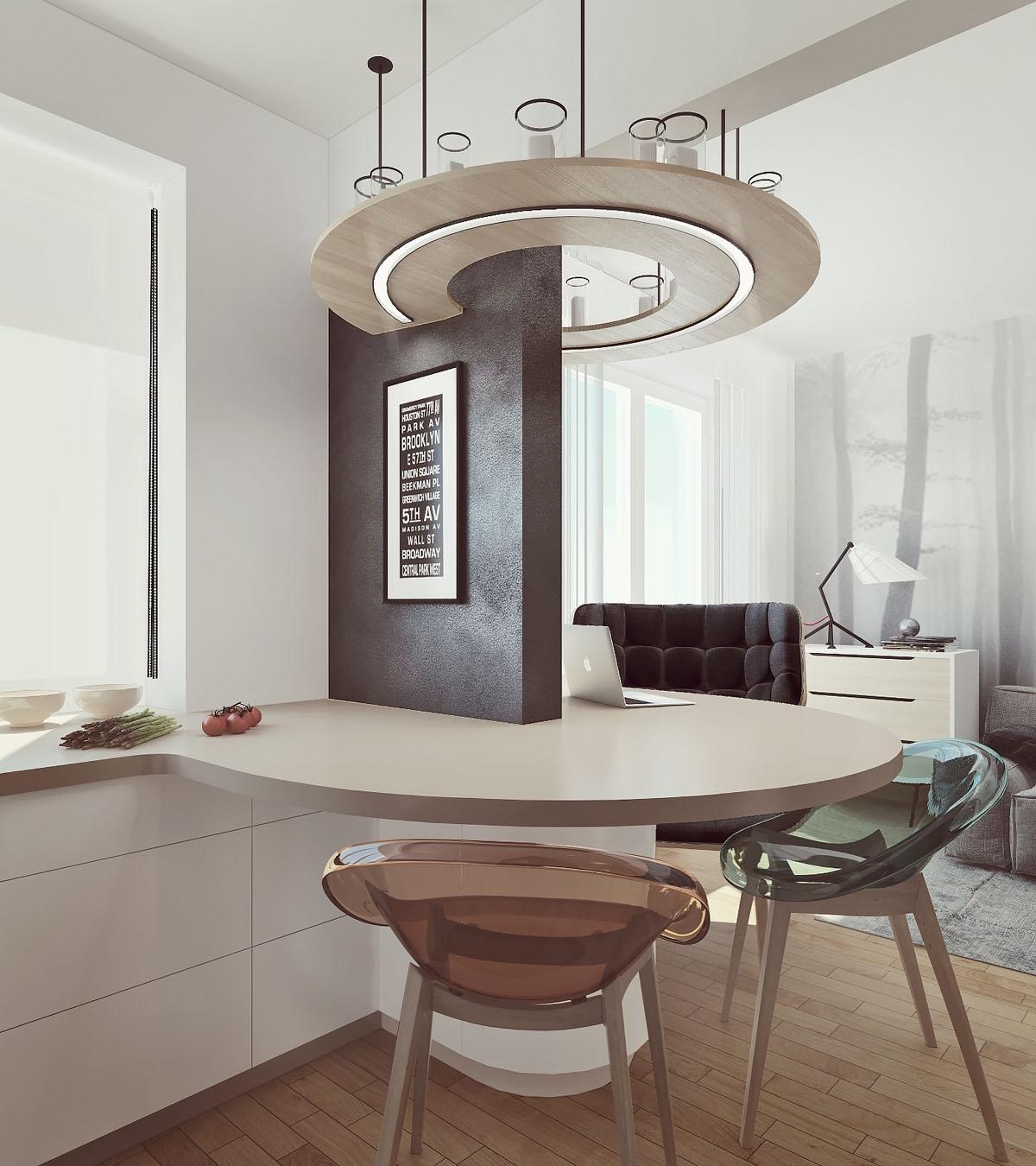 Tham khảo những mẫu bàn ghế ăn nhỏ mà trang nhã tuyệt vời - Ảnh 2