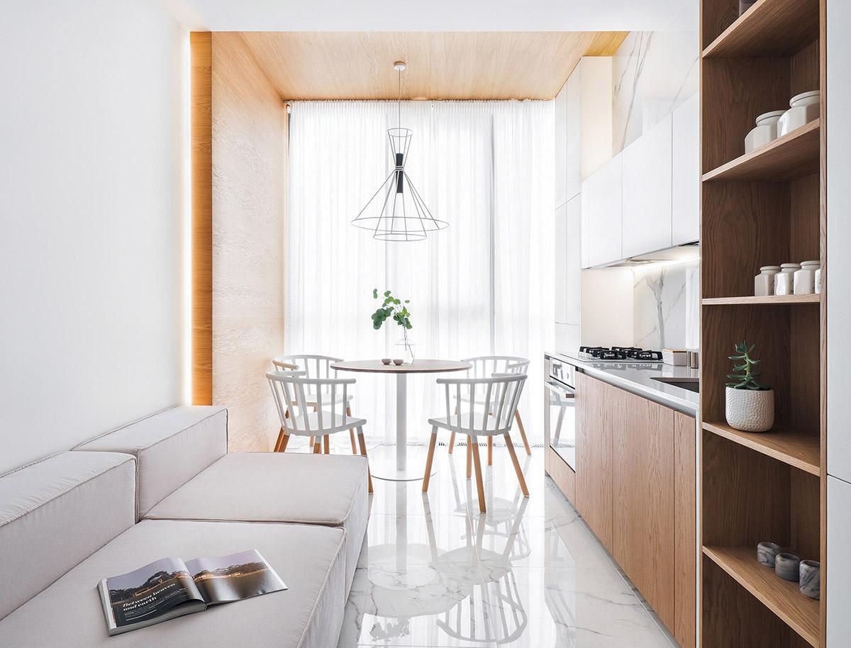 Tham khảo những mẫu bàn ghế ăn nhỏ mà trang nhã tuyệt vời - Ảnh 4