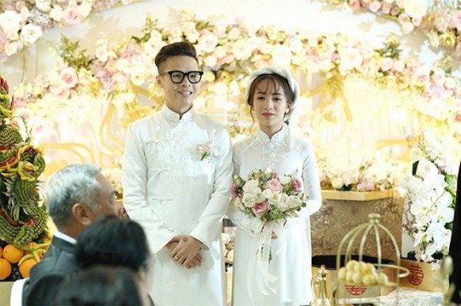 4 cặp đôi con nhà đại gia Việt tổ chức siêu đám cưới tiền tỷ giờ ra sao? - Ảnh 2