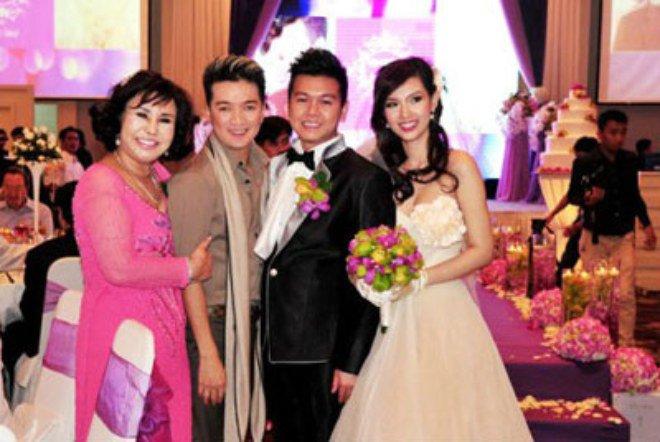 4 cặp đôi con nhà đại gia Việt tổ chức siêu đám cưới tiền tỷ giờ ra sao? - Ảnh 4