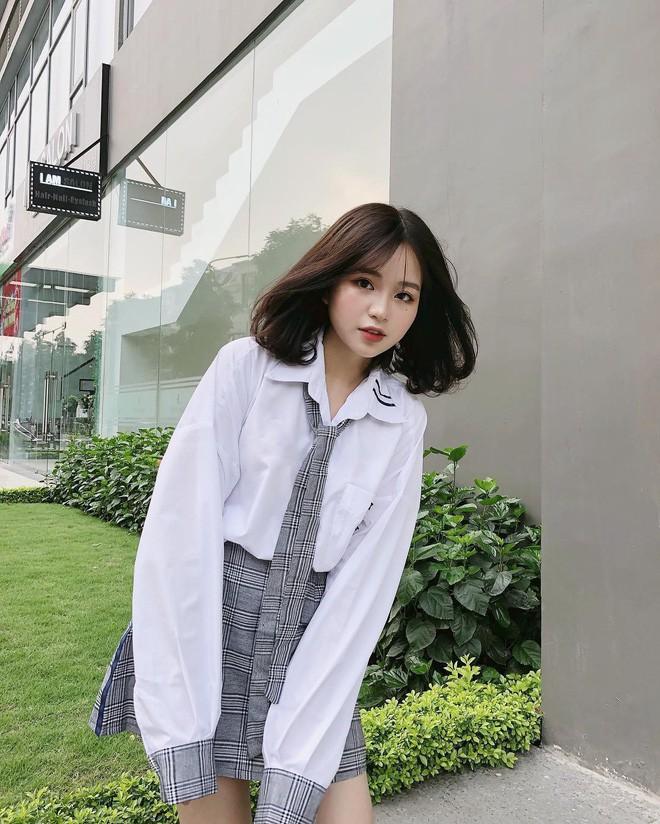 Nụ cười tỏa sáng, hot girl Việt làm điên loạn báo Trung Quốc - Ảnh 4