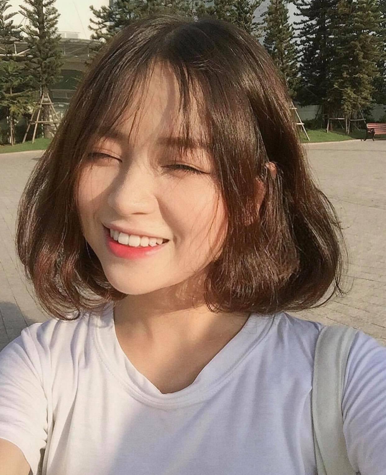 Nụ cười tỏa sáng, hot girl Việt làm điên loạn báo Trung Quốc - Ảnh 6
