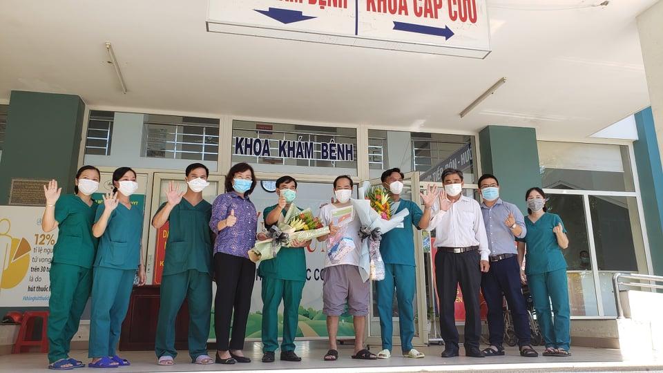 Bệnh nhân cuối cùng xuất viện, Đà Nẵng 'sạch bóng' COVID-19 - Ảnh 2