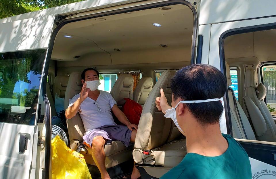 Bệnh nhân cuối cùng xuất viện, Đà Nẵng 'sạch bóng' COVID-19 - Ảnh 1