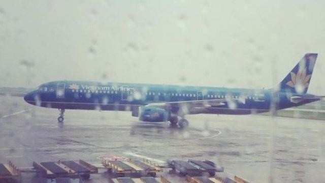 Sét đánh tử vong một nhân viên kỹ thuật máy bay tại Nội Bài - Ảnh 1
