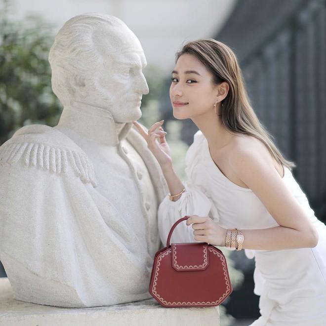 Ái nữ trùm sòng bài Macau đủ combo khiến hội chị em phải ghen tị - Ảnh 11