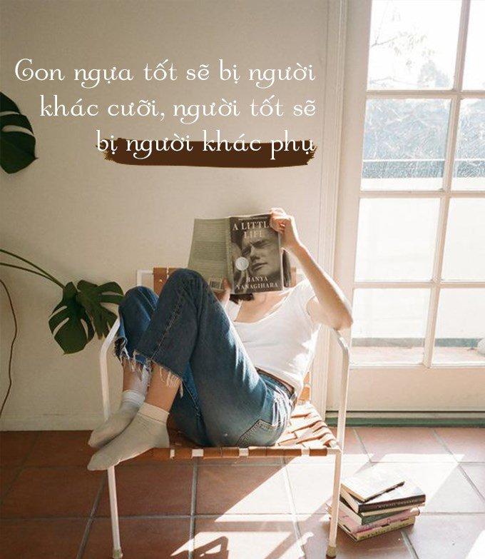 Sống ở đời, cần nhớ: 'Phụ nữ tốt quá sẽ bị người phụ, càng hiểu chuyện càng dễ tổn thương'  - Ảnh 1