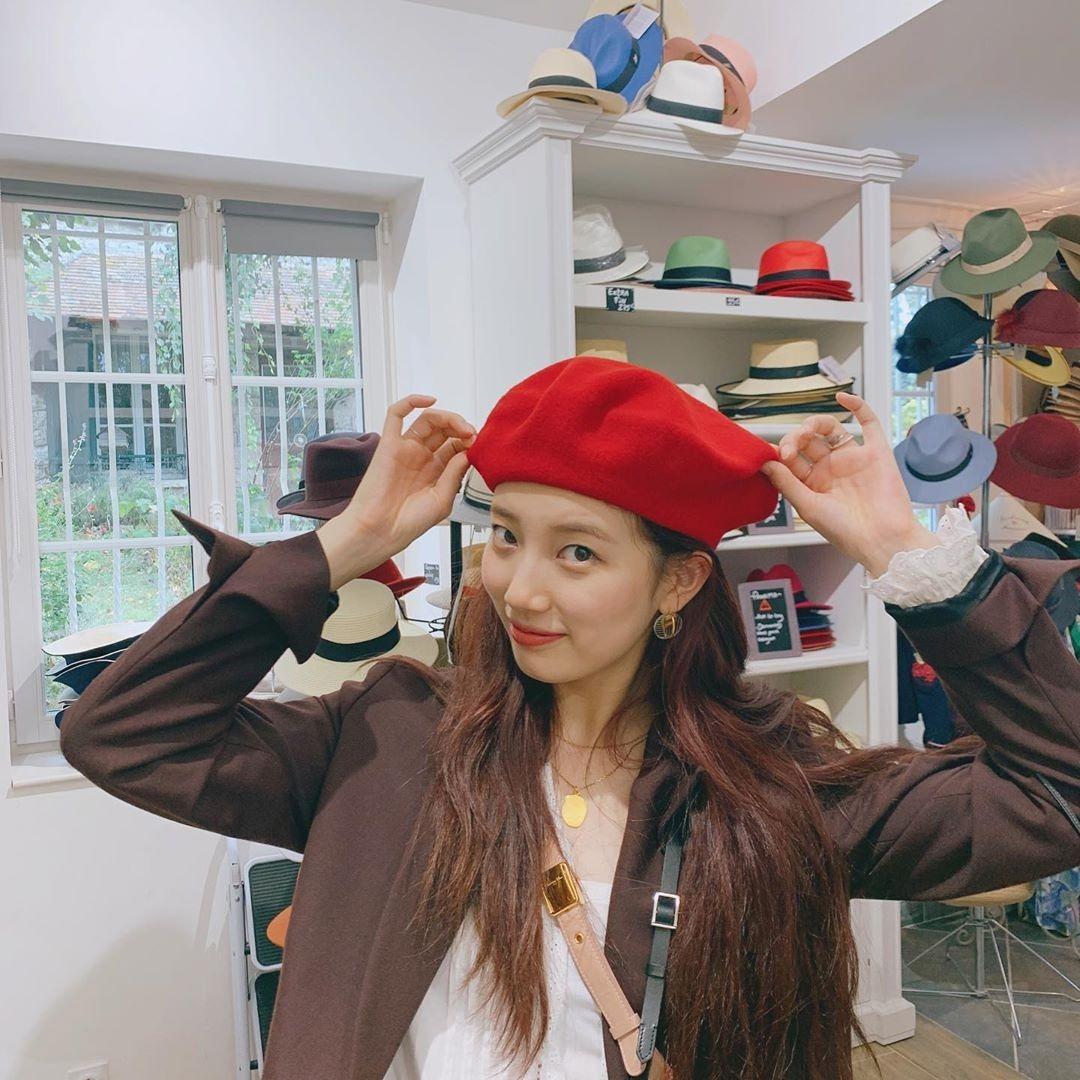 4 idol Hàn có style đời thường đặc trưng - Ảnh 18
