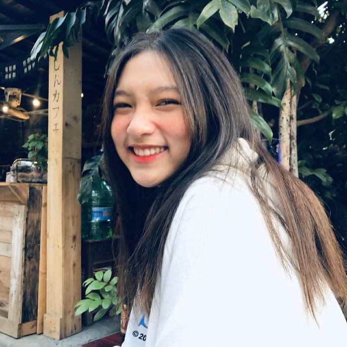 Dàn hot girl Việt 2K4 'làm loạn' Tik Tok bằng loạt tài khoản triệu follow - Ảnh 12