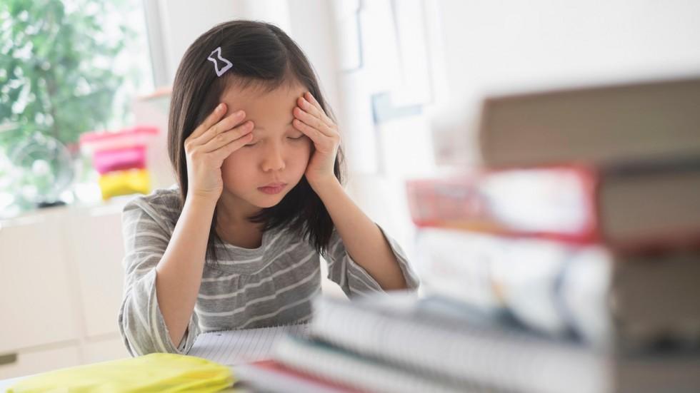 Giải tỏa stress và lo âu cho trẻ, cách nào? - Ảnh 1