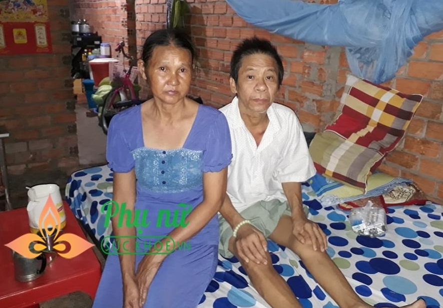 Lời khẩn cầu của người vợ nghèo đi làm giúp việc, xin cộng đồng giúp đỡ để chồng có cơ hội phẫu thuật căn bệnh nguy hiểm - Ảnh 5