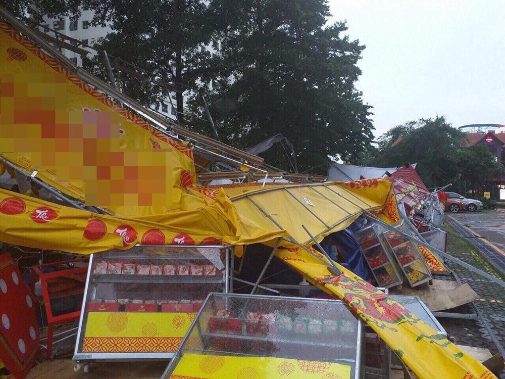 'Nóng' trong tuần: Mưa to gió giật như bão ở Hà Nội, nữ hành khách 'đại náo' sân bay - Ảnh 3