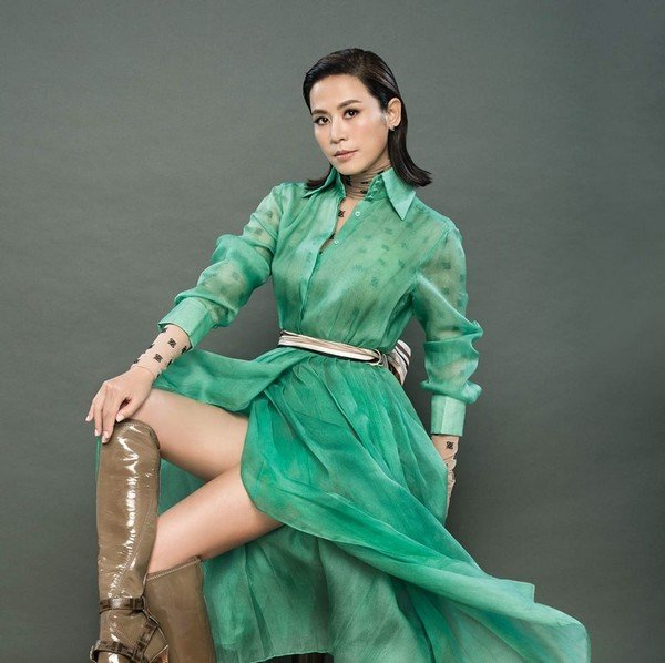 5 nàng Hoa đán sự nghiệp lẫy lừng nhưng sống đời cô độc của TVB - Ảnh 4