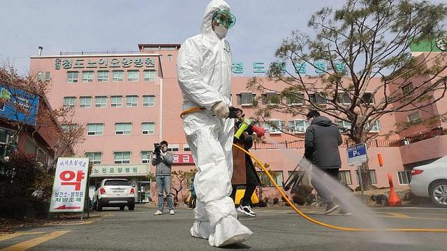 Hàn Quốc có ca tử vong thứ 9 vì virus corona - Ảnh 1