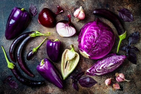 Lợi ích đặc biệt từ rau củ quả màu tím bạn ăn hàng ngày - Ảnh 3