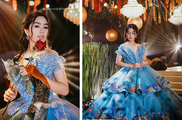 """Nàng thiên kim tiểu thư Philippines khiến """"vạn người mê"""" vì mặc đẹp như công chúa - Ảnh 1"""