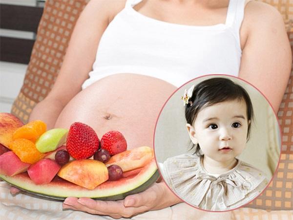 Bà bầu tích cực ăn 5 loại quả này để con có làn da trắng dáng xinh nhiều người mơ ước - Ảnh 1