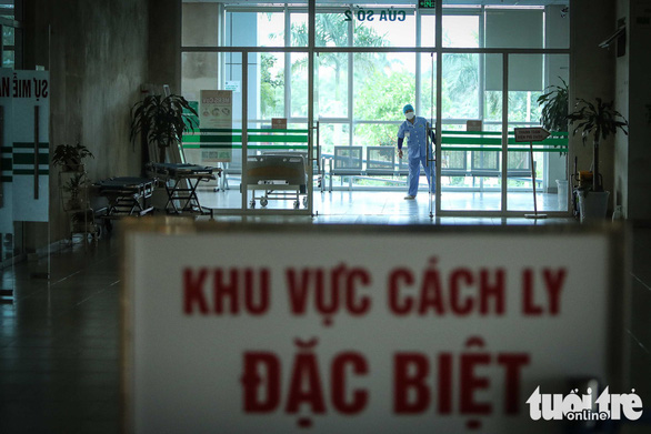 Việt Nam ghi nhận thêm 5 ca COVID-19, tổng cộng 153 ca - Ảnh 1
