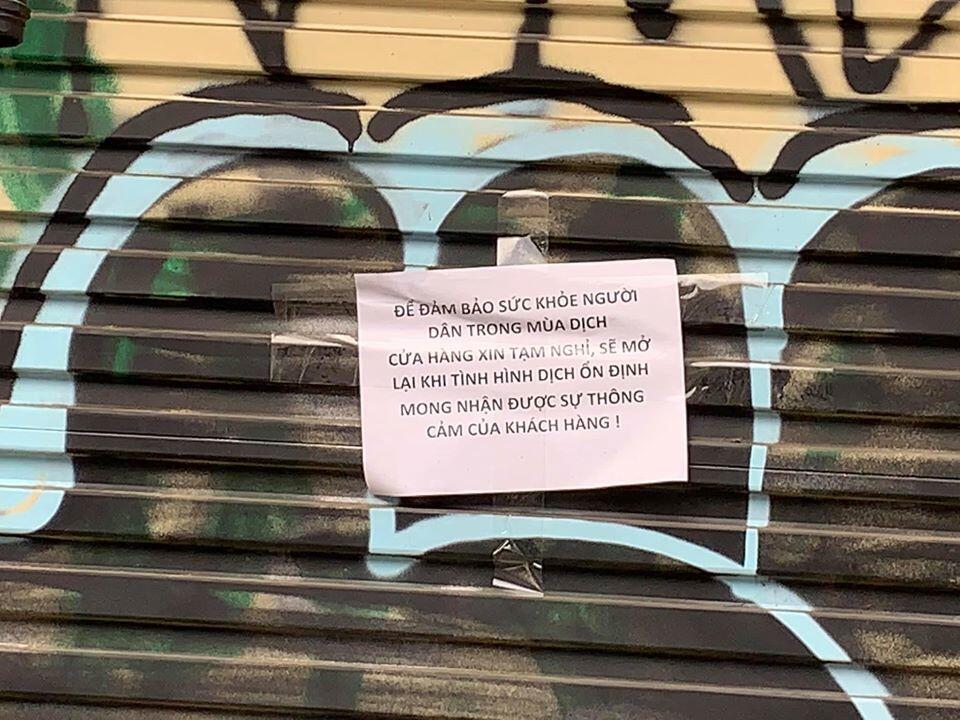 Hà Nội rà soát từng hàng quán, yêu cầu đóng cửa để phòng chống Covid-19 - Ảnh 3