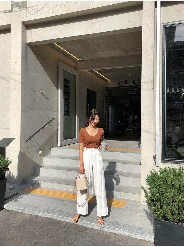Những kiểu quần dài cứ mặc là đẹp là mát bất chấp nắng nóng thế nào - Ảnh 1