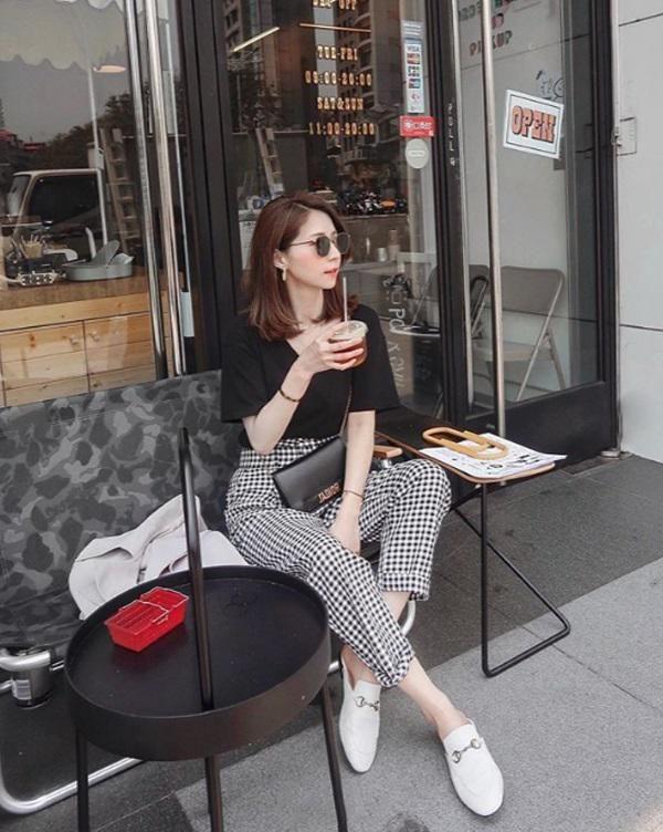 Những kiểu quần dài cứ mặc là đẹp là mát bất chấp nắng nóng thế nào - Ảnh 9